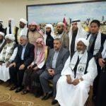 ust harman tajang foto bersama perdana menteri palestina ismil haniyeh