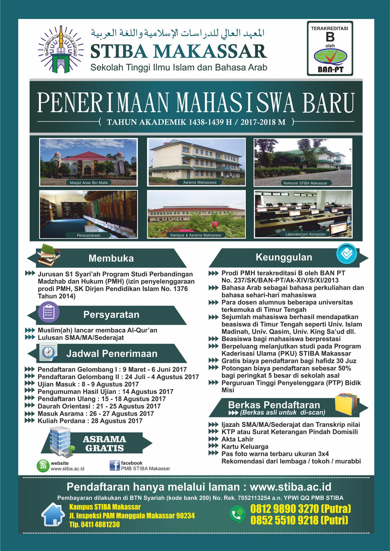 Pamflet Maba New