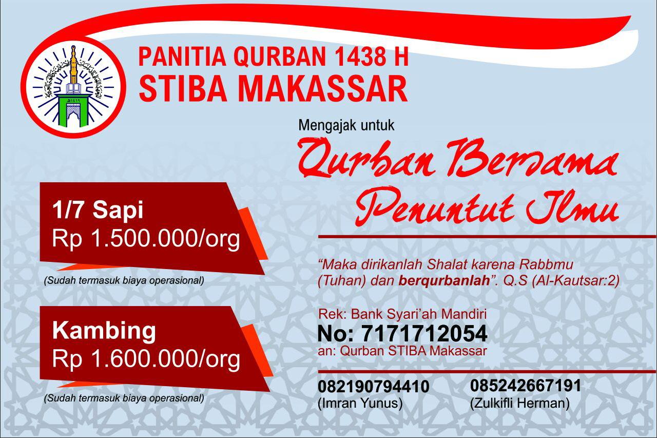 Panitia Qurban 1438