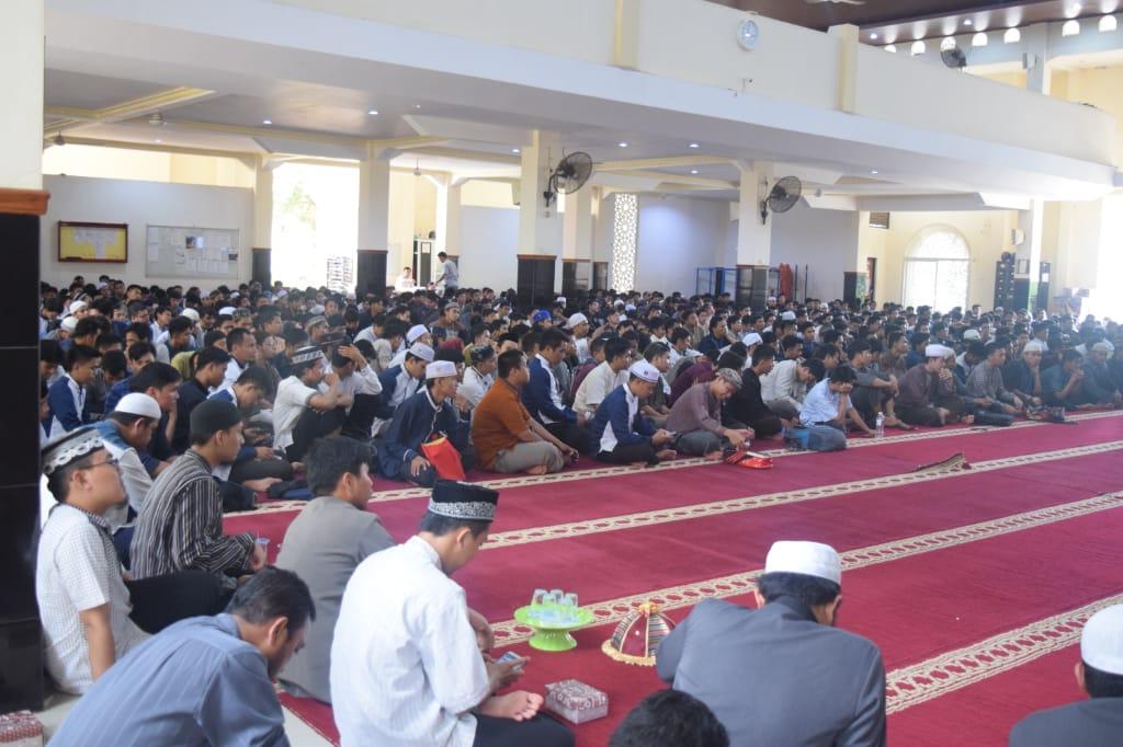 Peserta Haflah Ikhtitam Semester Ganjil TA. 1440-1441 H/2019-2020 M