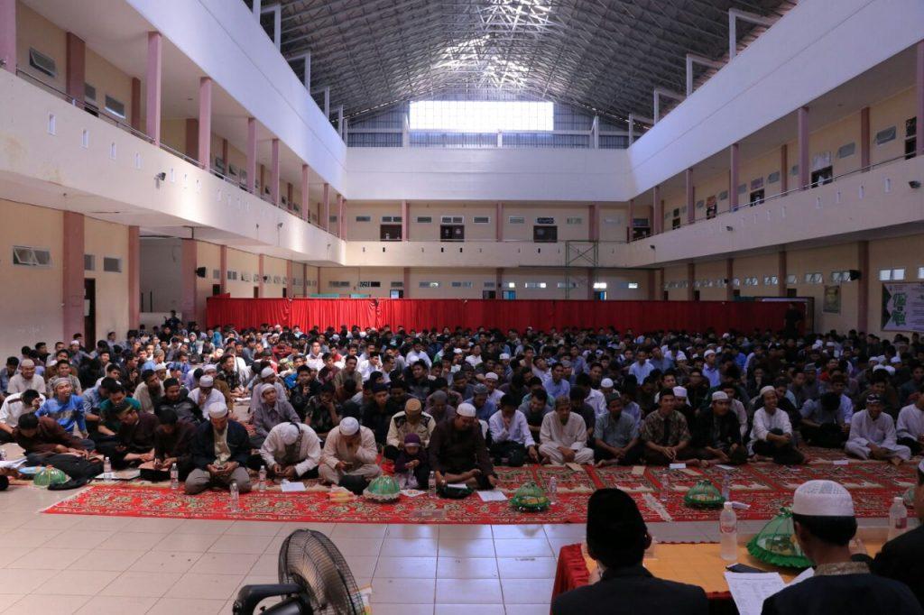 Haflah Ikhtitam Sekolah Tinggi Ilmu Islam dan Bahasa Arab (STIBA) Makassar